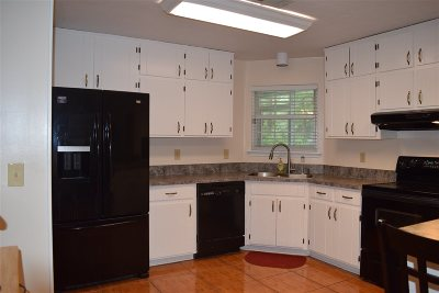 tallahassee Single Family Home For Sale: 4531 Camden Road