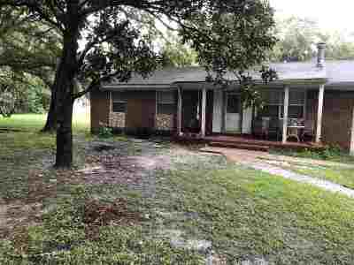 Woodville Single Family Home Contingent: 8511 D L Crosby Lane