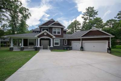 Tallahassee Single Family Home New: 1312 Manor House Drive