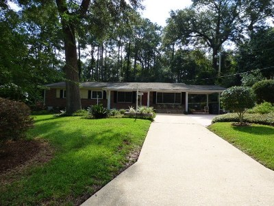 tallahassee Single Family Home For Sale: 2403 Balsam Terrace