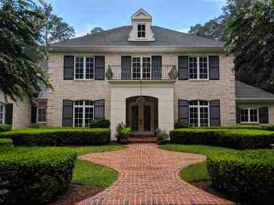 Tallahassee Single Family Home For Sale: 3722 Bobbin Mill Road