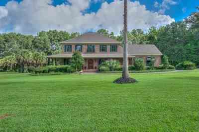 Tallahassee Single Family Home For Sale: 7722 Holsteiner Lane