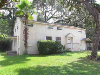 tallahassee Single Family Home For Sale: 253 Lovelace Drive