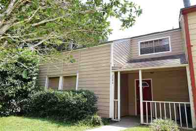 tallahassee Condo/Townhouse For Sale: 2594 Clara Kee Boulevard
