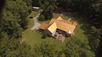 Gadsden County Single Family Home For Sale: 1335 Frank Smith Road