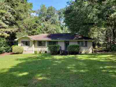 Killearn Acres Single Family Home Contingent: 3412 Native Dancer Trail