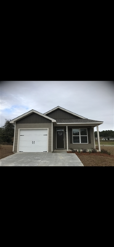 Midway Single Family Home For Sale: 33 Sand Pine Dr.