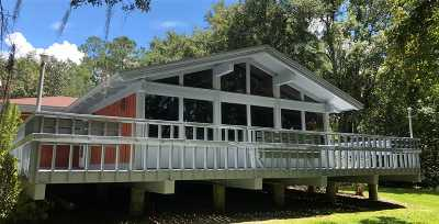 Crawfordville Single Family Home For Sale: 52 Manatee Way
