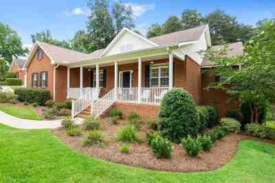 Leon County Single Family Home For Sale: 6321 Sinkola Drive