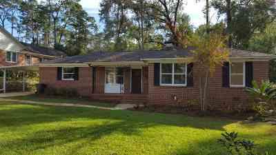 Leon County Single Family Home For Sale: 1305 Dillard Street