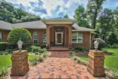 Tallahassee Single Family Home For Sale: 7059 Ox Bow Road