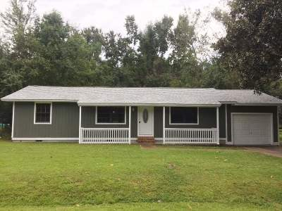 tallahassee Single Family Home For Sale: 2176 Portsmouth