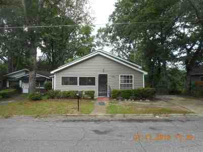 tallahassee Single Family Home For Sale: 1614 Keith Street