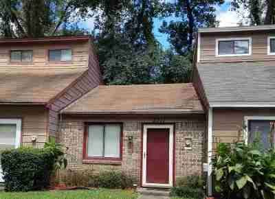 Leon County, Gadsden County, Wakulla County, Jefferson County, Franklin County Rental Back On Market: 2311 Sandpiper St