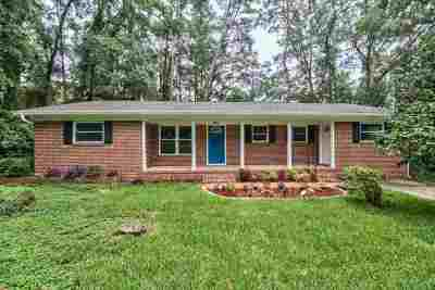 Holly Hills Single Family Home For Sale: 1605 Raa Avenue