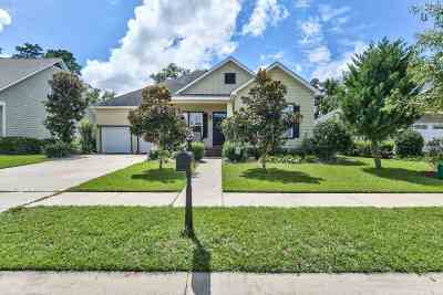 Tallahassee Single Family Home For Sale: 2409 Goldenrod Way