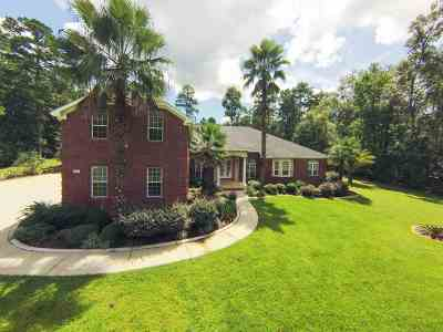 Tallahassee Single Family Home For Sale: 9519 Starhawk Drive