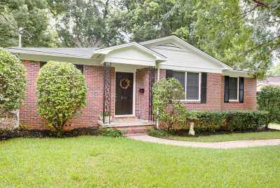 tallahassee Single Family Home For Sale: 215 Britt Street