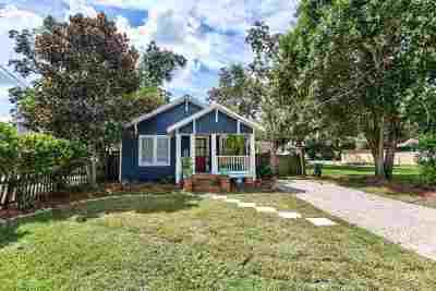 Leon County Single Family Home For Sale: 1308 N Mlk Jr. Boulevard