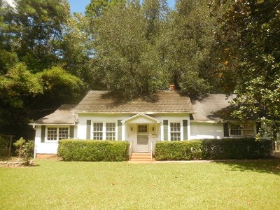 Gadsden County Single Family Home For Sale: 722 Bonita Avenue