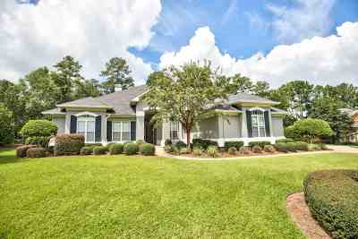 Tallahassee Single Family Home For Sale: 9688 Deer Valley Drive