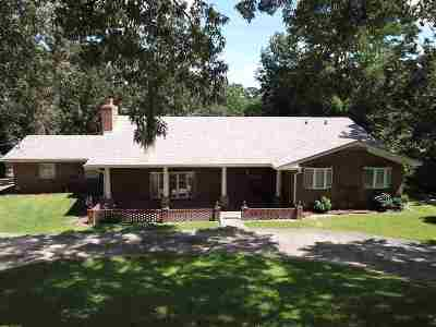 Leon County Single Family Home For Sale: 2608 Marston Road