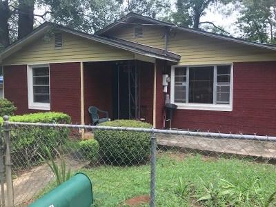 Leon County Single Family Home For Sale: 644 Palm Beach Street