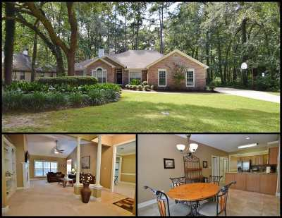 Killearn Lakes Single Family Home For Sale: 1583 Copperfield Circle