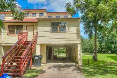 tallahassee Condo/Townhouse For Sale: 427 Indian Village Trail