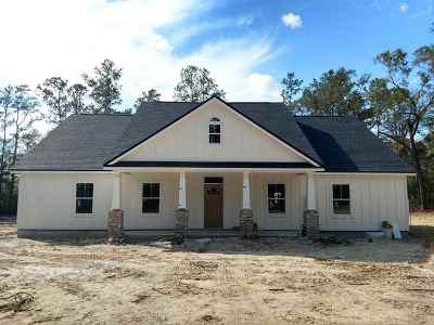 Tallahassee Single Family Home For Sale: 6480 Weeks Drive