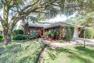 Tallahassee Single Family Home For Sale: 358 Hunters Crossing