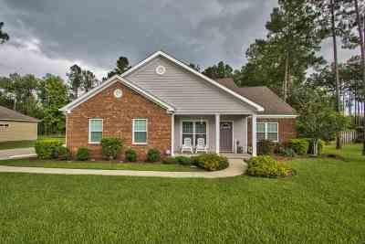 Crawfordville Single Family Home For Sale: 221 Nandina Way