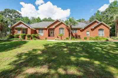 Tallahassee Single Family Home For Sale: 6618 Heartland Cir