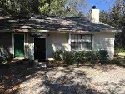 Leon County Condo/Townhouse For Sale: 1816 High Ct