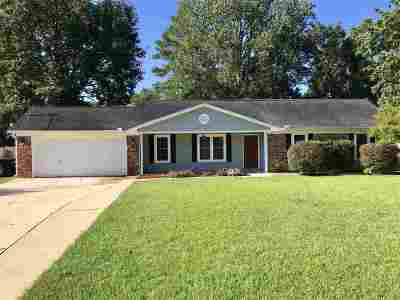Leon County Single Family Home For Sale: 2119 Wembley Way
