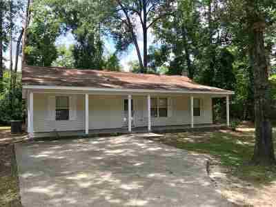 Crawfordville Single Family Home New: 16 Arapaho Trail