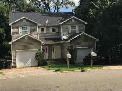 Tallahassee Multi Family Home For Sale: 638 E Call Street #1 &