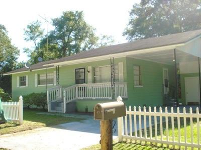 Crawfordville Single Family Home New: 75 Harvey Milton Road