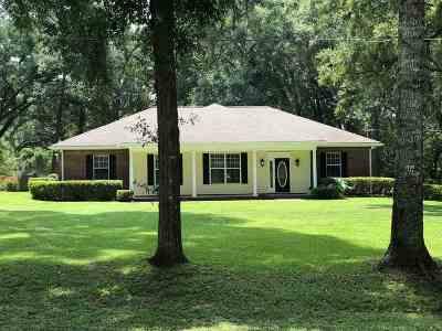 Leon County Single Family Home New: 4736 Maylor Drive