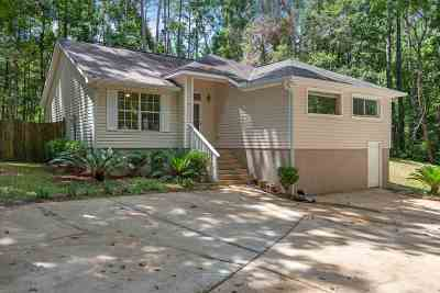 Leon County Single Family Home New: 7104 Summit Ridge Dr
