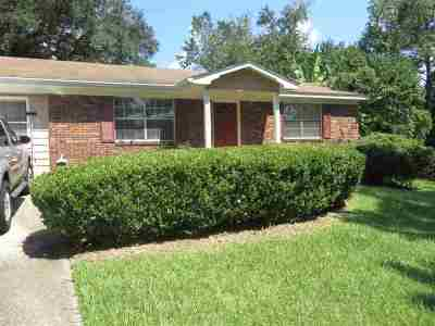 Leon County Single Family Home New: 2805 Little Deal Road