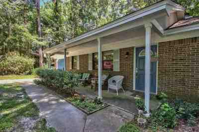 Killearn Lakes Single Family Home New: 2360 Tuscavilla Road
