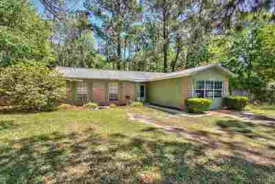 tallahassee Single Family Home For Sale: 2309 South Hampton Drive