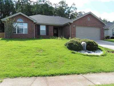 Leon County, Gadsden County, Wakulla County, Jefferson County, Franklin County Rental New: 3029 Bidhurst Court