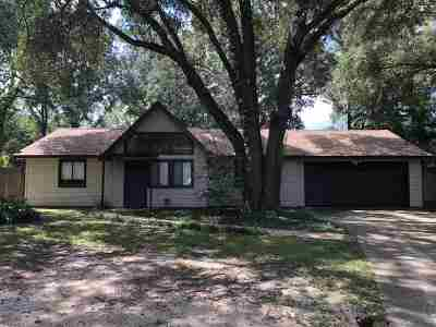 Leon County Single Family Home New: 3121 Pleasant Court