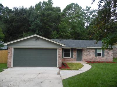 Leon County Single Family Home New: 5696 Doonesbury Way