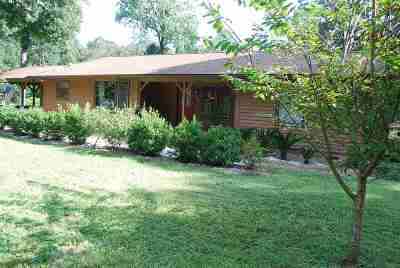 Leon County Single Family Home New: 1113 Old Bumpy Road