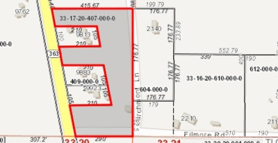 Leon County Residential Lots & Land New: Larchmont Lane