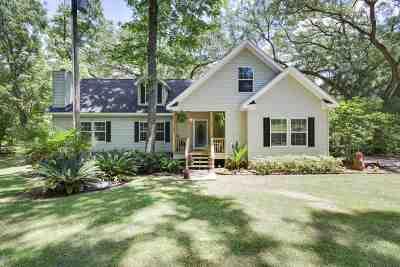 Leon County Single Family Home New: 15116 Nursery Court