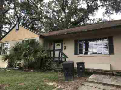 Leon County, Gadsden County, Wakulla County, Jefferson County, Franklin County Rental New: 209 Lovelace Street #A